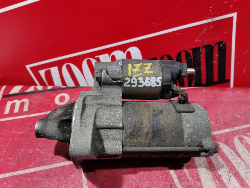Стартер Toyota Will Vs ZZE127 1ZZ-FE 2001