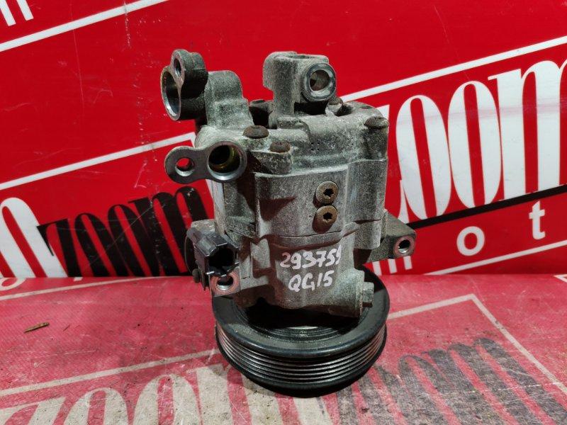 Компрессор кондиционера Nissan Sunny FB15 QG15DE 2002