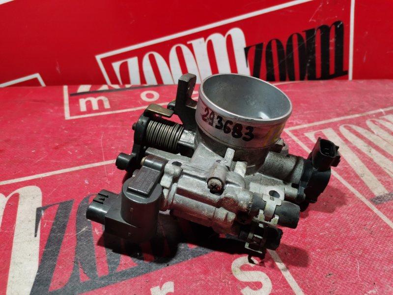 Заслонка дроссельная Toyota Will Vs ZZE127 1ZZ-FE 2001