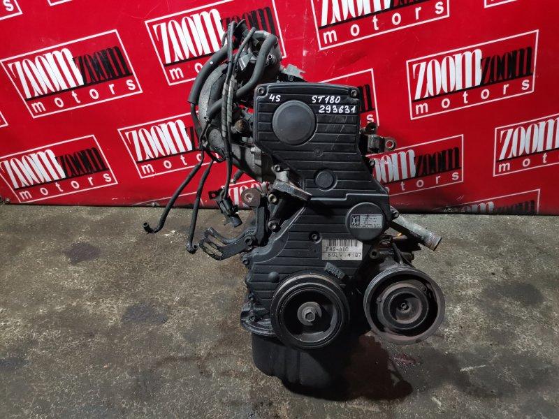 Двигатель Toyota Carina Ed ST180 4S-FE 1989 0860094