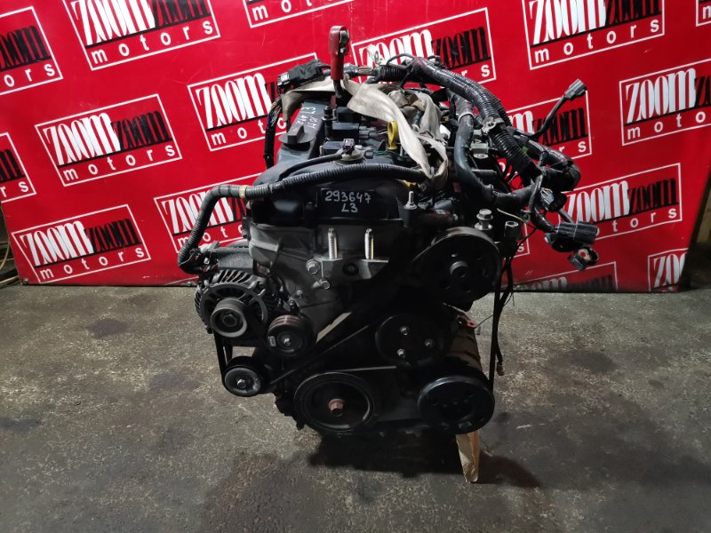 Двигатель Mazda Mpv LY3P L3-VE 2006 10514922