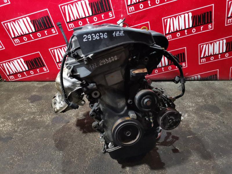 Двигатель Toyota Will Vs ZZE127 1ZZ-FE 2001 0913698