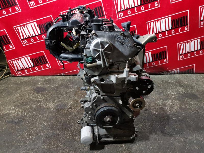 Двигатель Nissan Liberty PM12 QR20DE 2001 387106A