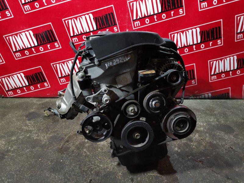 Двигатель Toyota Voltz ZZE136 1ZZ-FE 2002 5889845