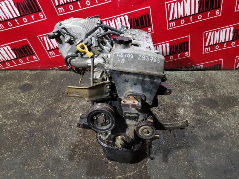Двигатель Toyota Corolla AE109 4A-FE 1992 H906228