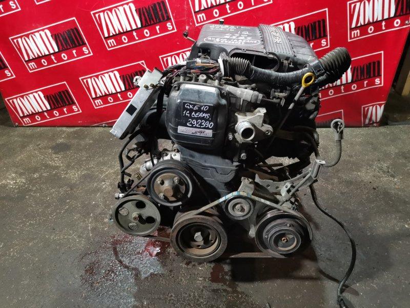 Двигатель Toyota Altezza GXE10 1G-FE 1998 6758027