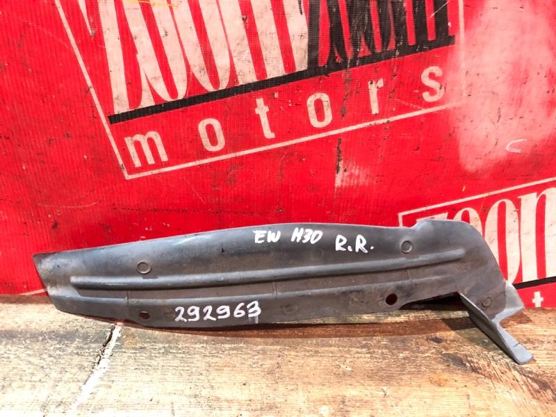 Подкрылок Nissan R'nessa N30 SR20DE 1997 задний правый