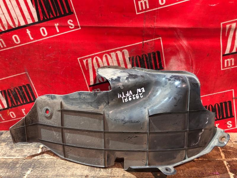 Защита задняя Nissan Ad VFY11 QG18DE 1998 задняя
