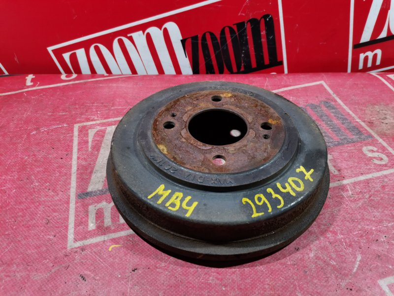 Барабан тормозной Honda Domani MB4 D15B 1996 задний