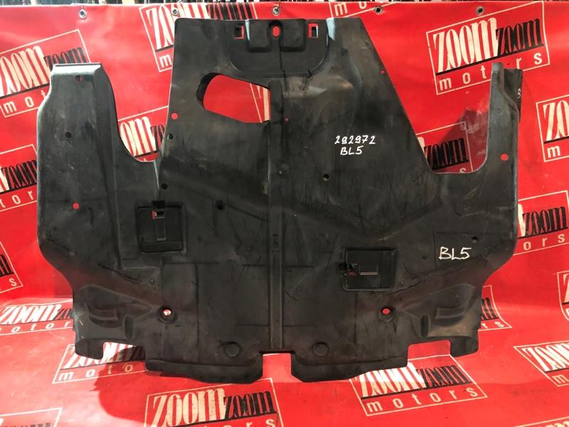 Защита двс Subaru Legacy BL5 EJ20 2003 передняя