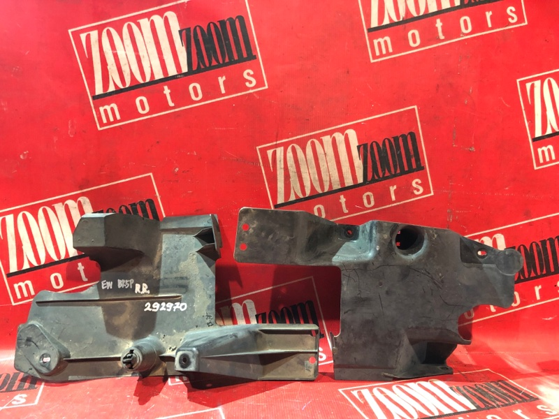 Защита задняя Mazda Axela BK5P ZY-VE 2003 задняя
