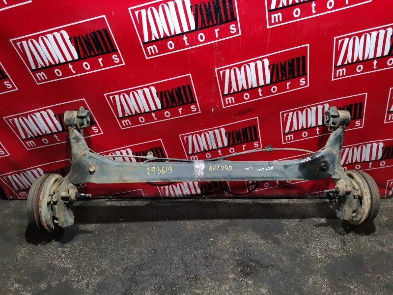 Балка поперечная Toyota Allion AZT240 1AZ-FSE `2001 задняя