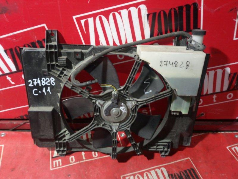Диффузор Nissan Tiida C11 HR15DE 2008