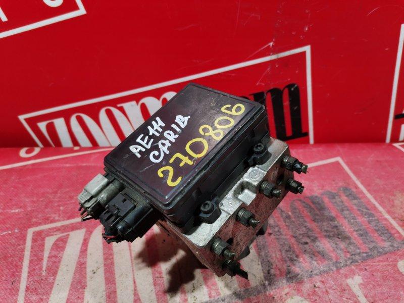 Блок abs (модулятор abs) Toyota Sprinter Carib AE111 4A-FE 1997