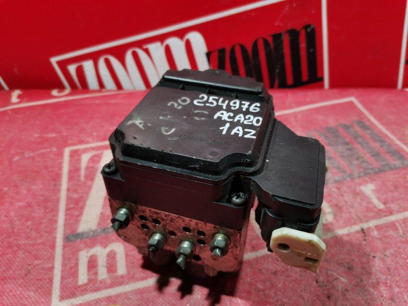 Блок abs (модулятор abs) Toyota Rav4 ACA20 1AZ-FSE 2000 44510-42090, 133800-3000