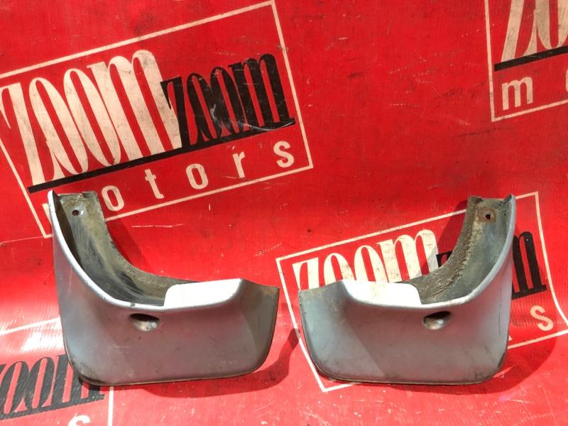 Брызговик Toyota Allion NZT240 1NZ-FE 2001 задний голубой