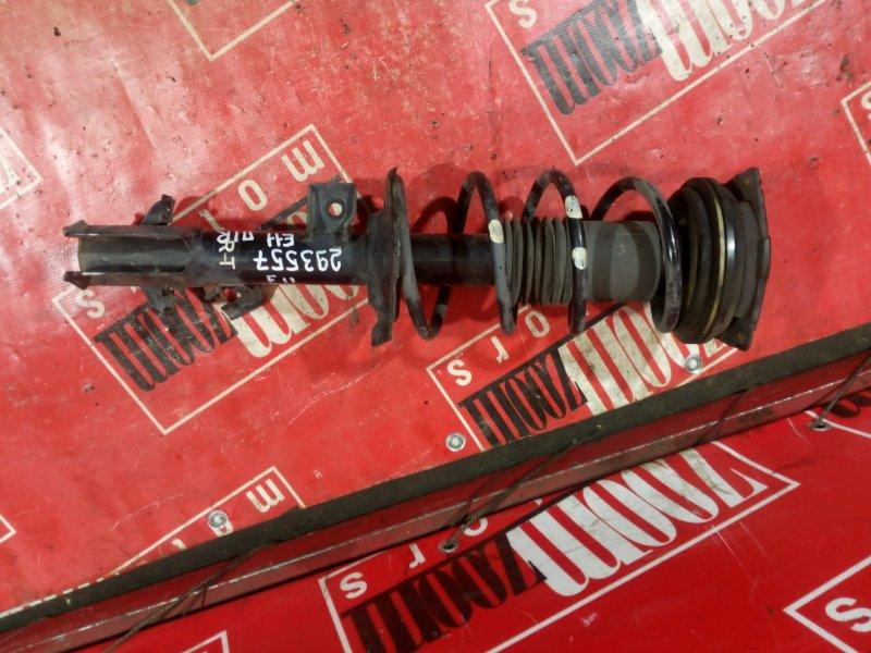 Стойка подвески Nissan Note E11 HR15DE 2004 передняя правая