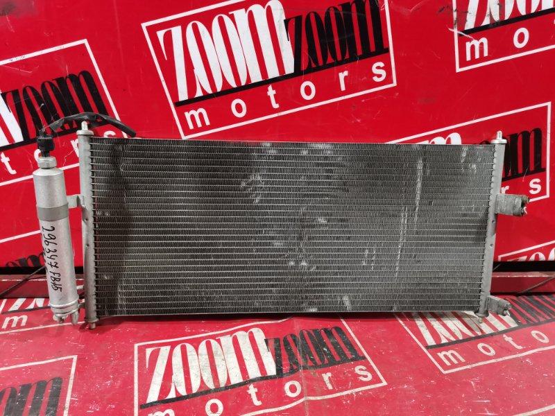Радиатор кондиционера Nissan Sunny FB15 QG15DE 1998 передний