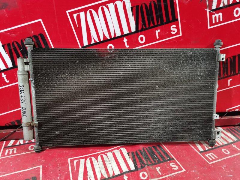 Радиатор кондиционера Honda Stream RN6 R18A 2006