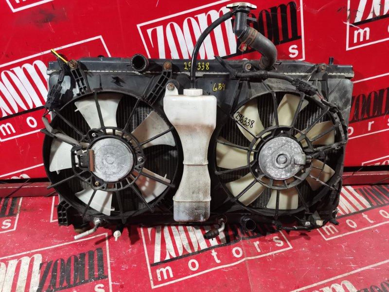Радиатор двигателя Honda Freed GB4 L15A 2008
