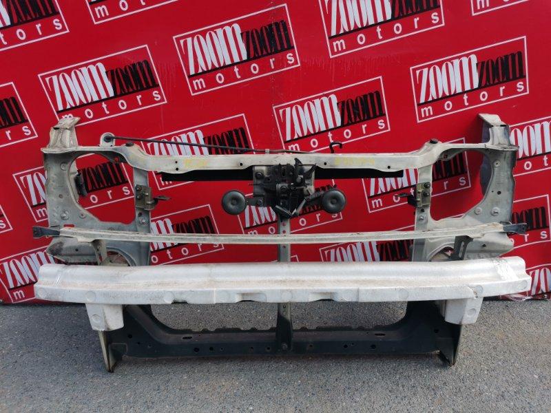 Рамка радиатора Nissan Serena TC24 SR20DE 2000 передняя белый