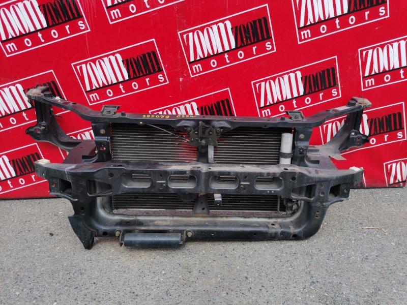 Рамка радиатора Mitsubishi Lancer Cedia CS2A 4G15 2000 передняя черный