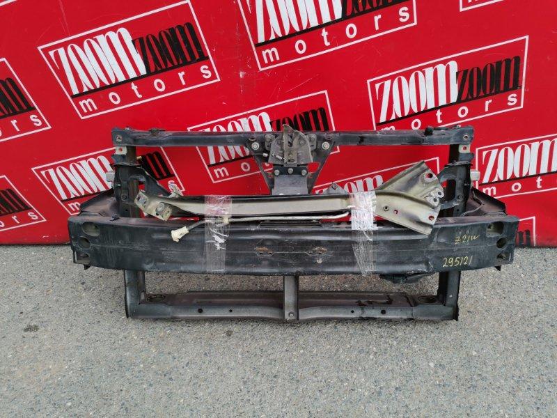 Рамка радиатора Mitsubishi Colt Z21A 4A90 2004 черный