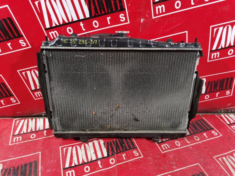 Радиатор двигателя Nissan Laurel HC35 RB20DE 1997