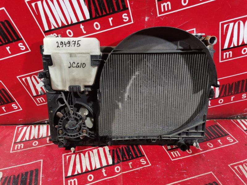 Радиатор двигателя Toyota Progres JCG10 1JZ-GE 1998