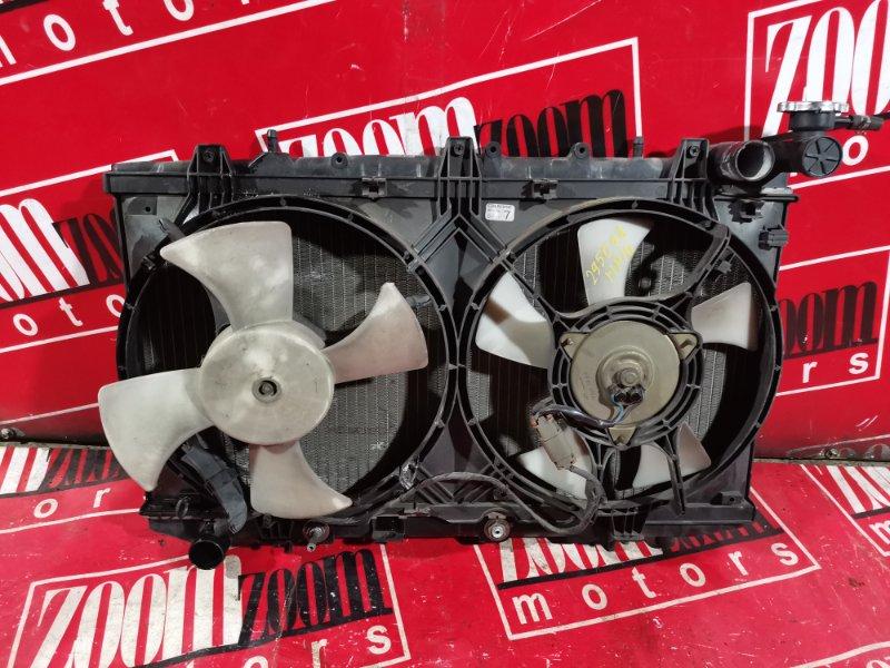 Радиатор двигателя Nissan Primera HP10 SR18DE 1992