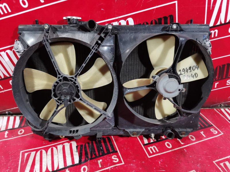 Радиатор двигателя Toyota Camry SV40 4S-FE 1994