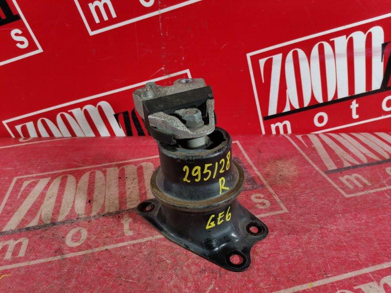 Подушка двигателя Honda Fit GE6 L15A 2007 передняя правая
