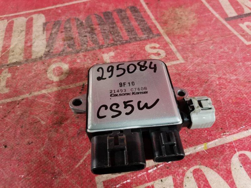 Блок управления вентилятором охлаждения Mitsubishi Lancer Cedia CS2A 4G15 2000