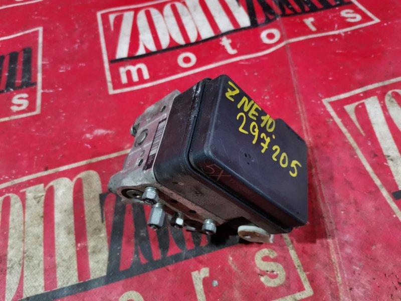 Блок abs (модулятор abs) Toyota Wish ZNE10 1ZZ-FE 2003