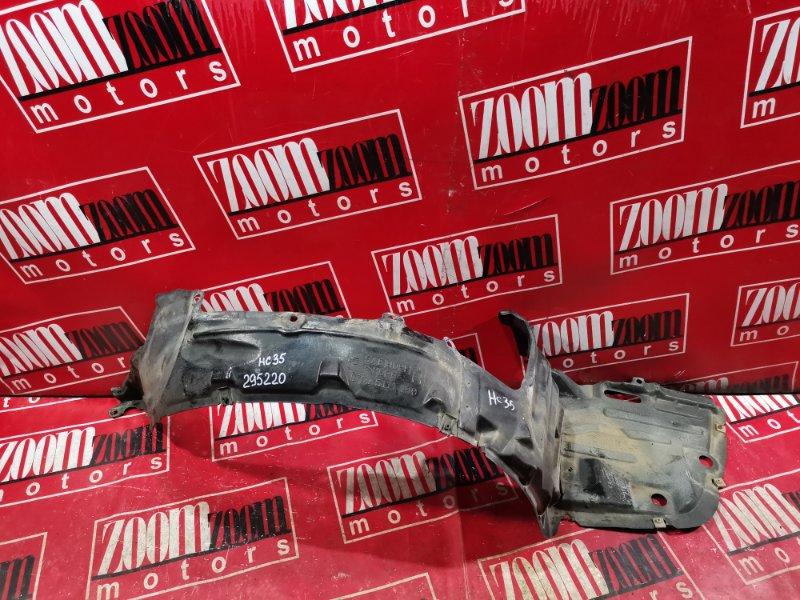 Подкрылок Nissan Laurel HC35 RB20DE 1998 передний правый