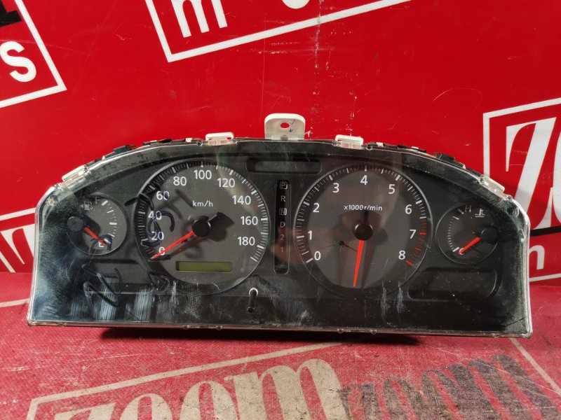 Комбинация приборов (спидометр) Nissan Bluebird Sylphy TG10 QG18DE 2000