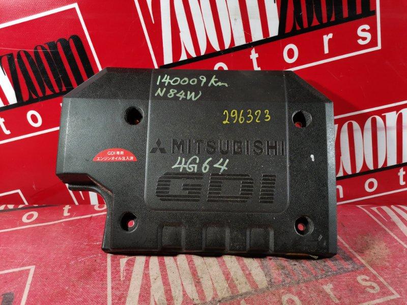 Крышка на двигатель декоративная Mitsubishi Chariot N84W 4G64 1997