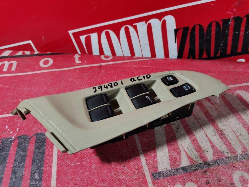 Блок управления стеклоподъемниками Nissan Bluebird Sylphy TG10 QG15DE 2000 передний правый