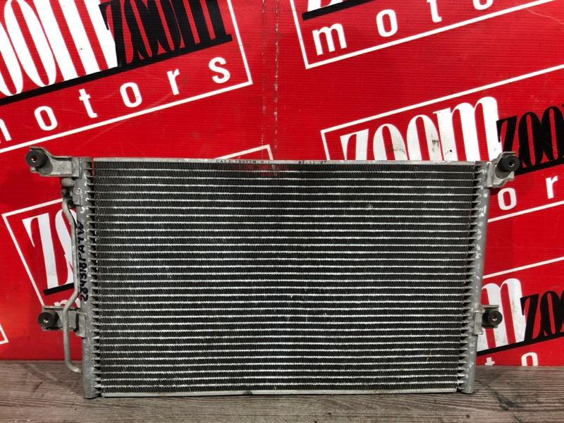 Радиатор кондиционера Mitsubishi Delica PA4W 4G64 1997 передний