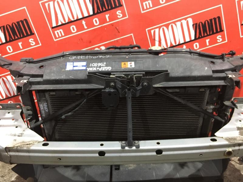 Радиатор кондиционера Mazda Atenza GGEP L3-DE 2002 передний