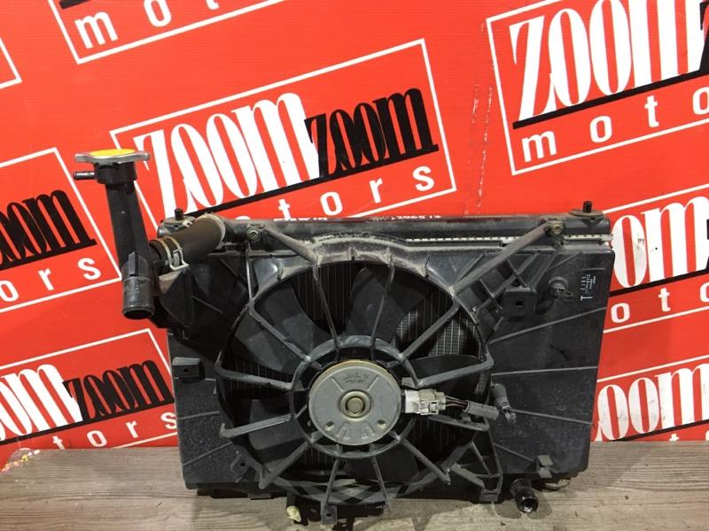 Радиатор двигателя Mazda Demio DY3W ZJ-VE 2002