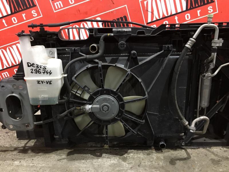 Радиатор двигателя Mazda Demio DE3FS ZY-VE 2007