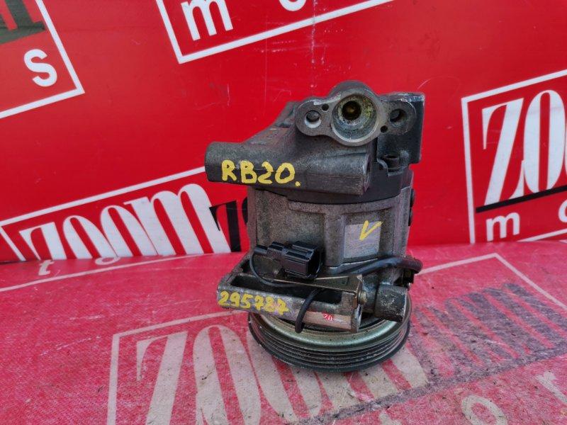 Компрессор кондиционера Nissan Laurel HC35 RB20DE 1997