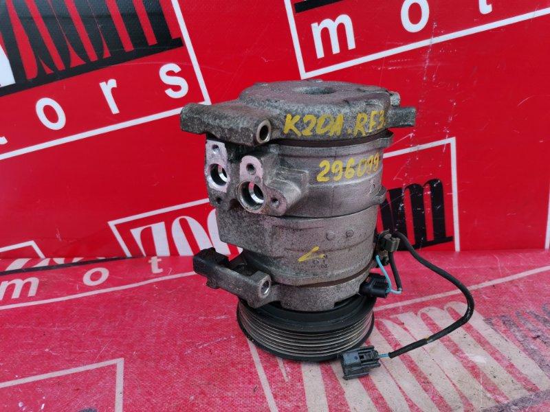 Компрессор кондиционера Honda Stepwgn RF3 K20A 2001