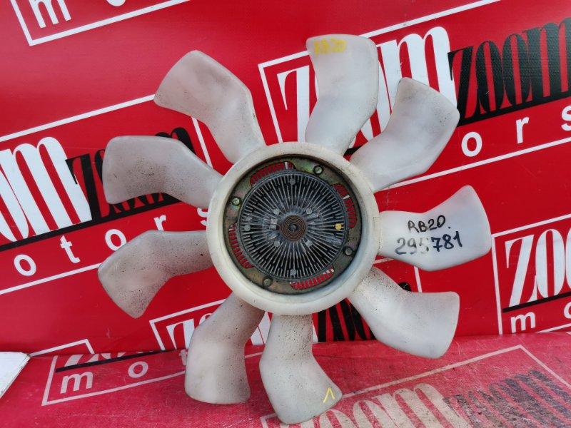 Вискомуфта вентилятора радиатора Nissan Laurel HC35 RB20DE 1997