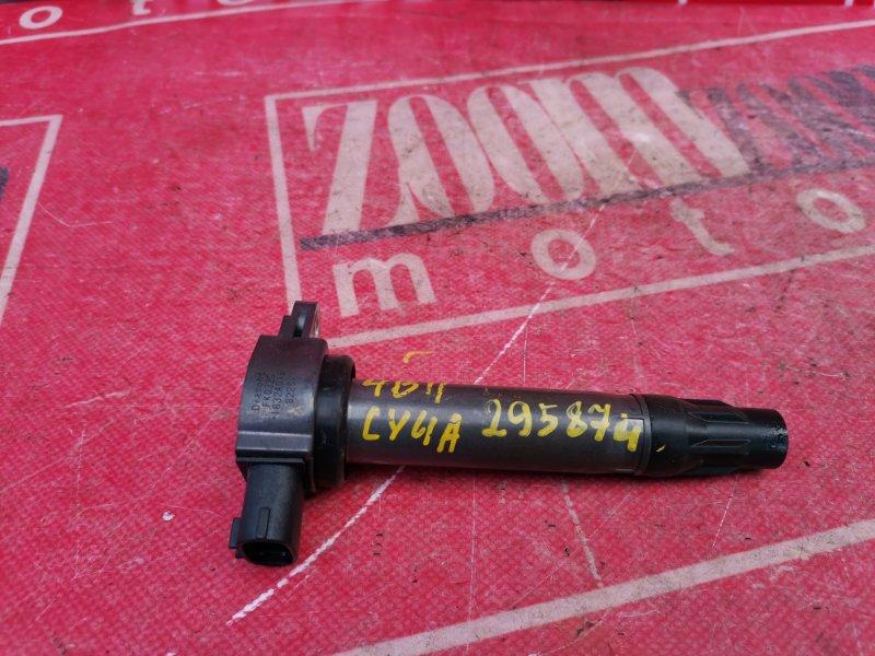 Катушка зажигания Mitsubishi Lancer X CY4A 4B11 2006