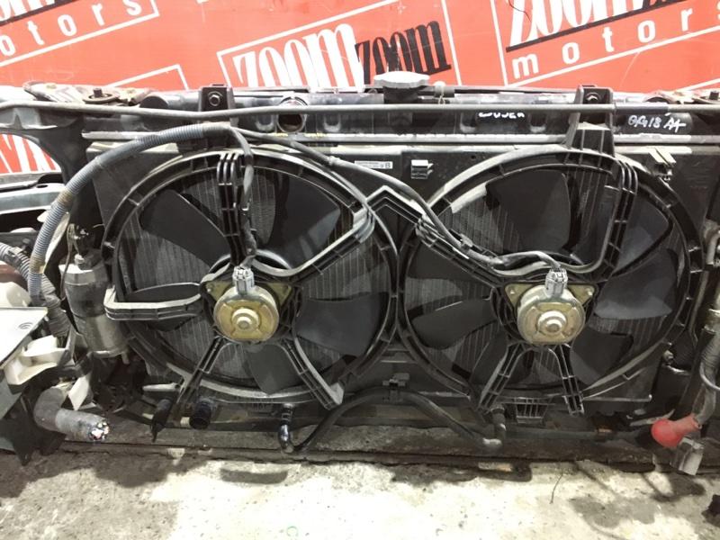 Радиатор двигателя Nissan Bluebird Sylphy QG10 QG18DE 2000 передний