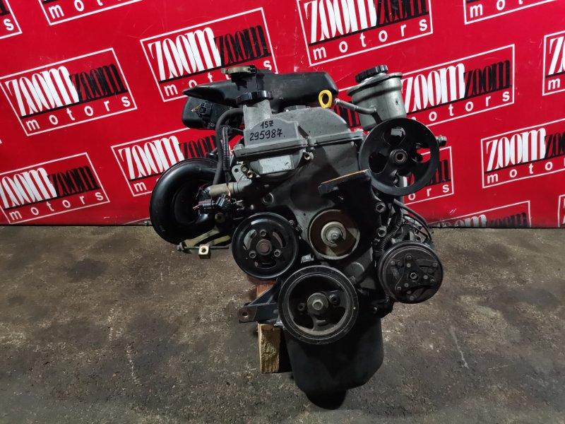 Двигатель Toyota Vitz SCP10 1SZ-FE 1999 0397726