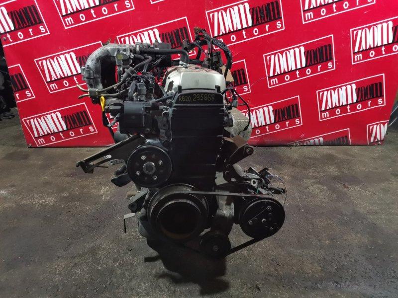 Двигатель Nissan Laurel HC34 RB20E 1993 138926B