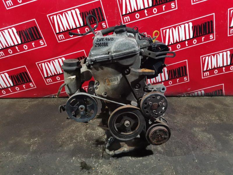 Двигатель Toyota Platz NCP16 2NZ-FE 1999 2152687